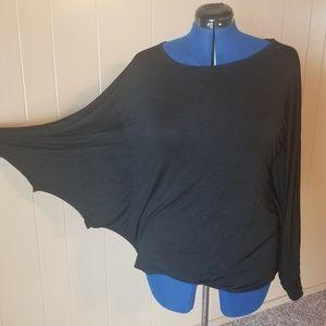 Bat Sleeve Blouse